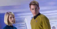 alice eve chris pine star trek oscuridad
