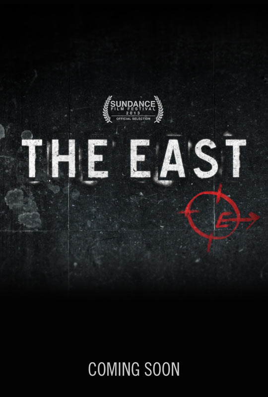the east poster pelicula