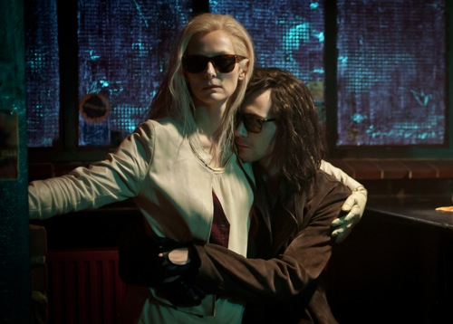 tilda swinton tom hiddleston only lovers left alive