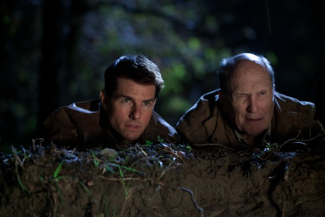 tom cruise robert duvall jack reacher