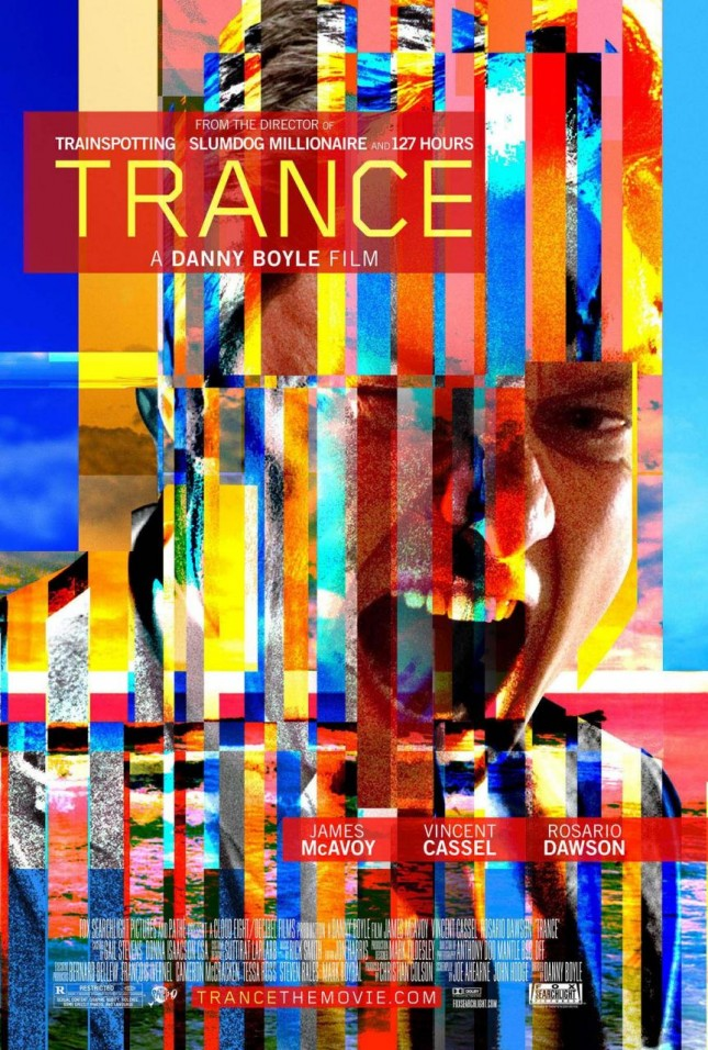 trance poster danny boyle