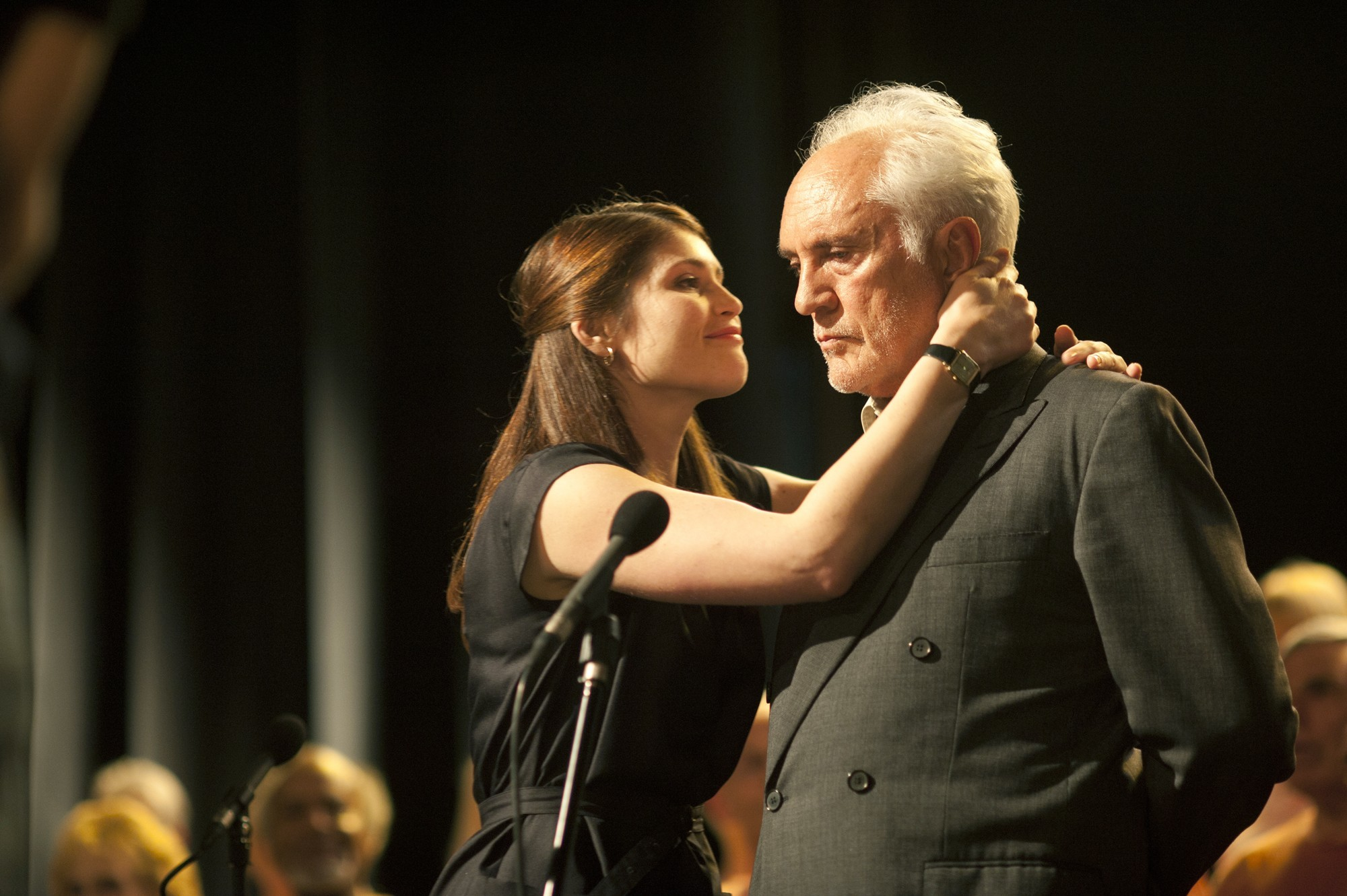 unfinished song terence stamp gemma arterton