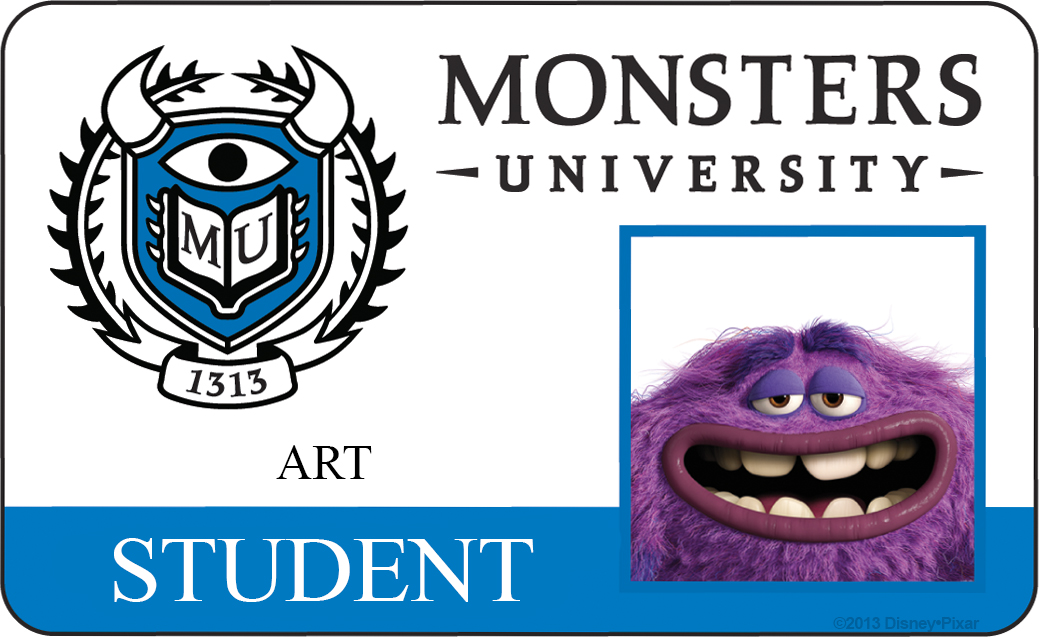 art monsters university id