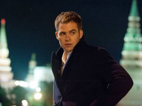 chris pine jack ryan