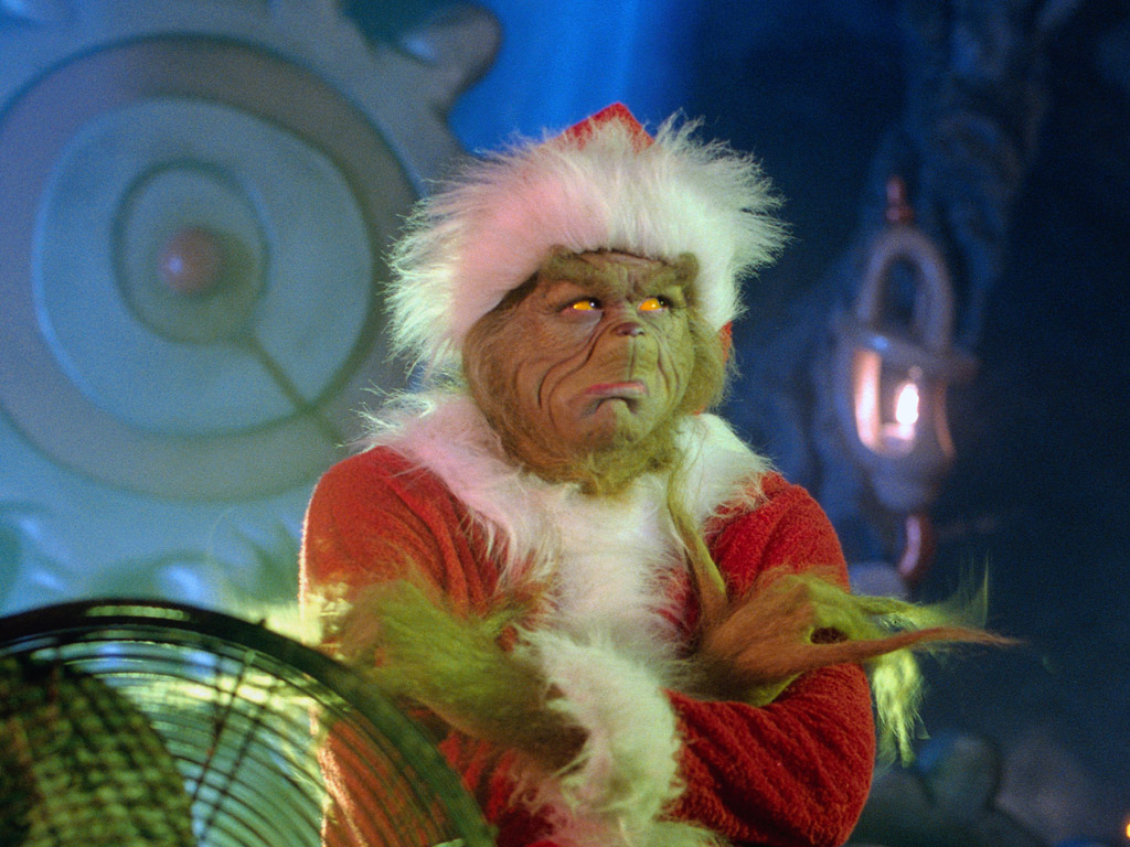 el grinch jim carrey