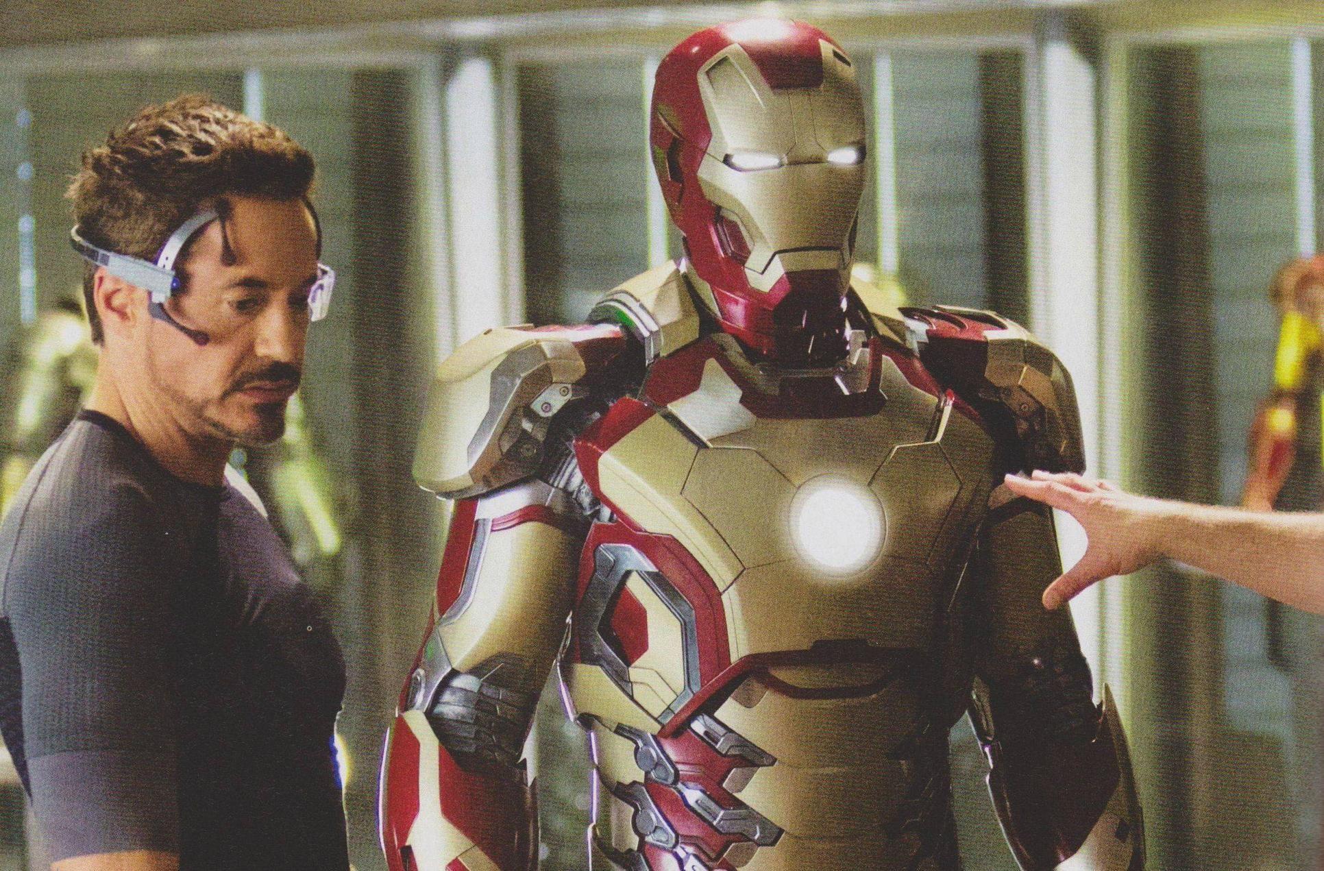 iron man 3 tony stark armadura