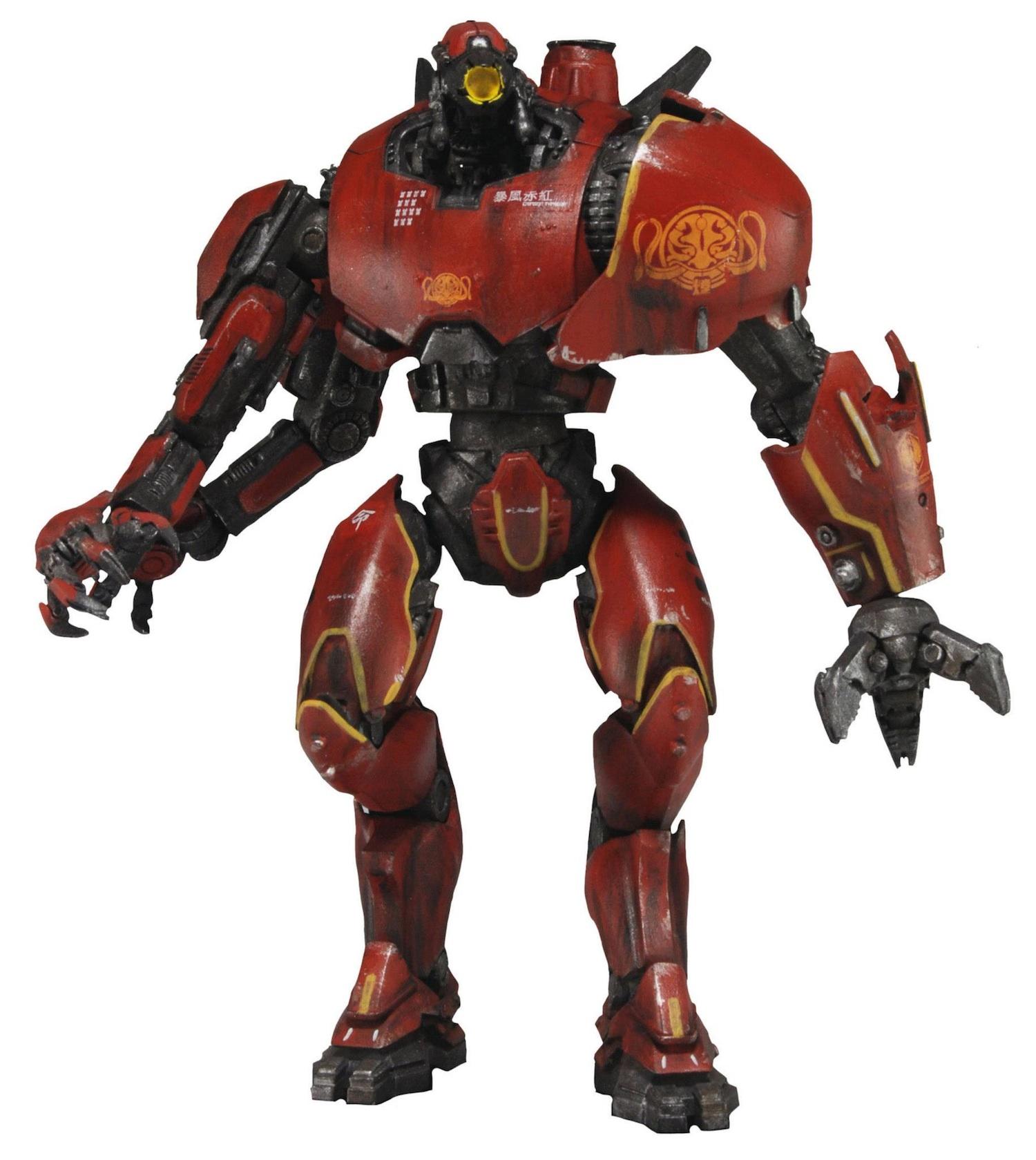 juguetes robots jaegers titanes del pacifico