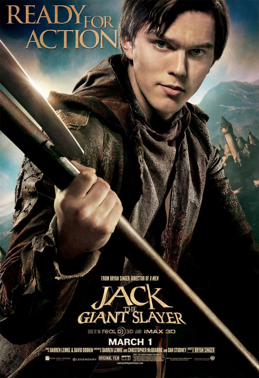 nicholas hoult jack caza gigantes poster