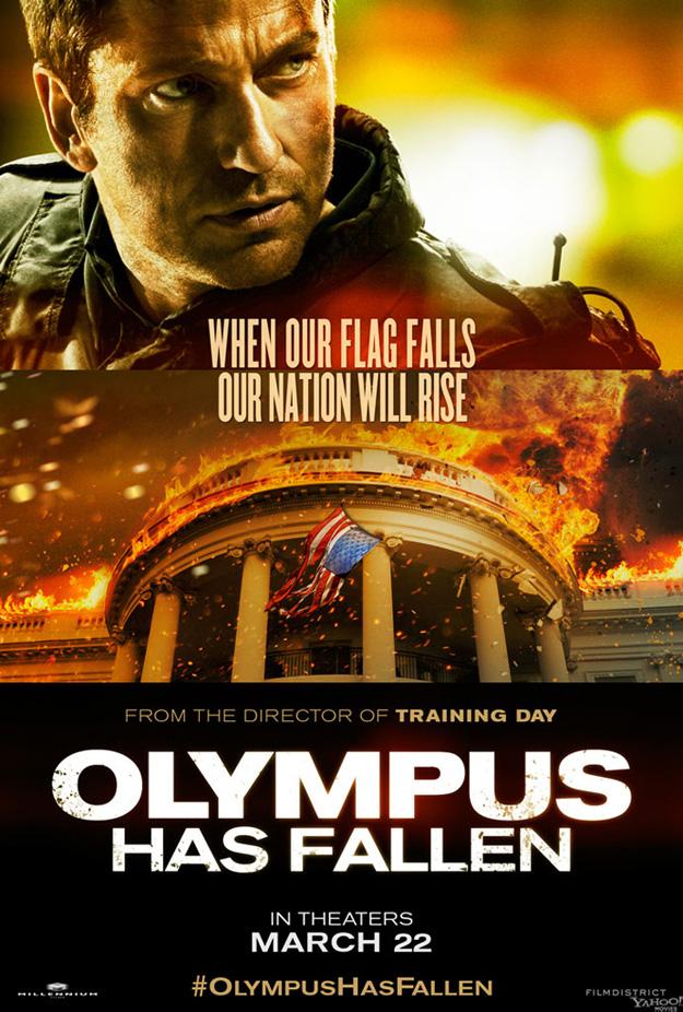 olympus has fallen banner