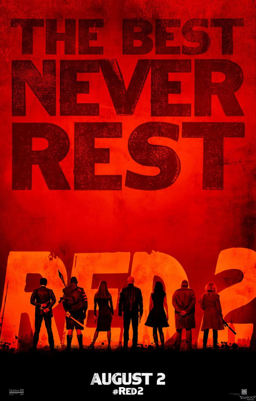 red 2 poster oficial