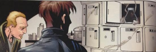locker venom comic
