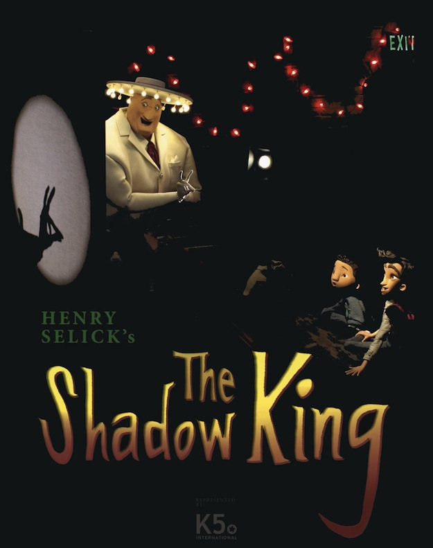 shadow king henry selick