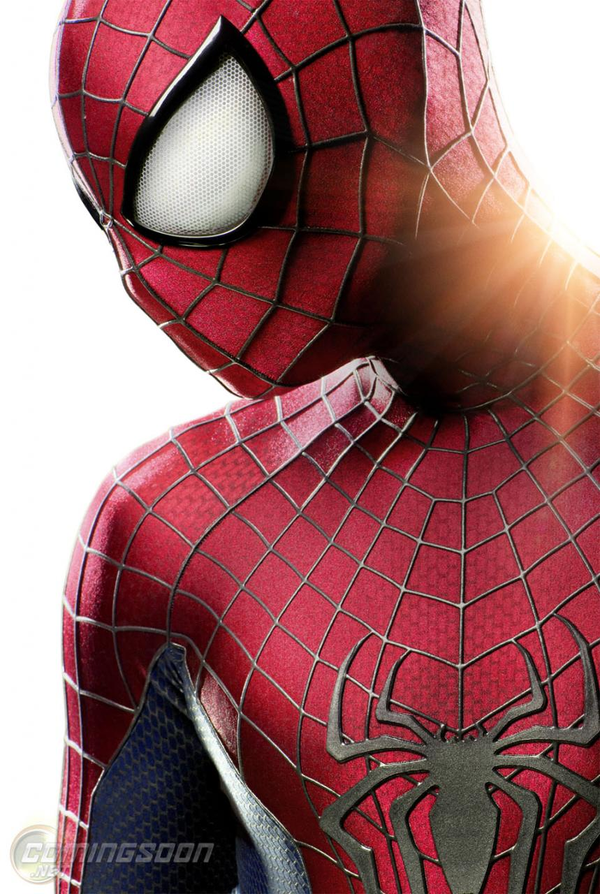 traje sorprendente hombre araña 2