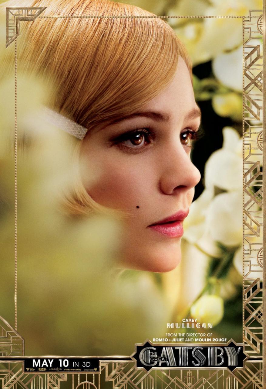 Los Personajes de El Gran Gatsby • Cinergetica