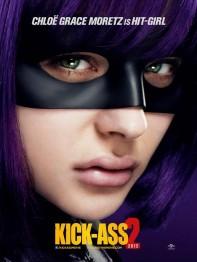 chloe grace moretz kick-ass 2 poster hit-girl