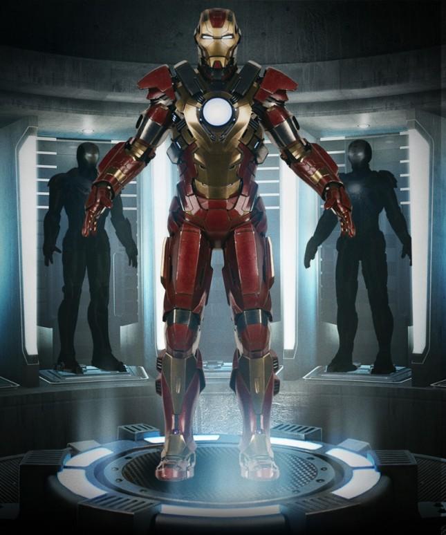 heartbreaker iron man 3