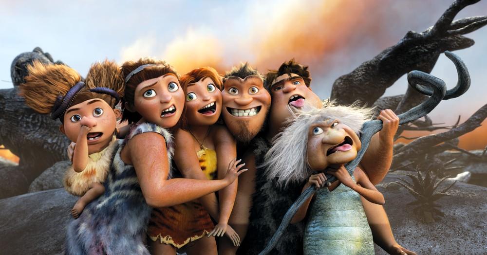 los croods familia cavernicola