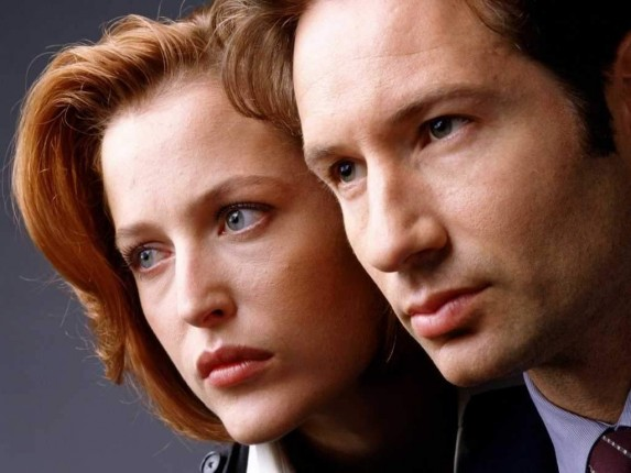 mulder scully expedientes secretos x