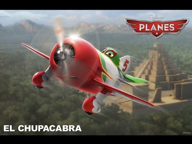 chupacabra planes disney