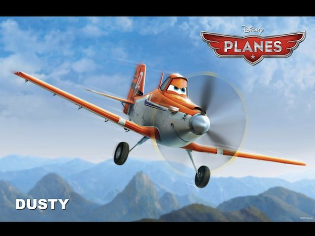 planes dusty disney