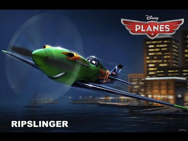 planes ripslinger disney