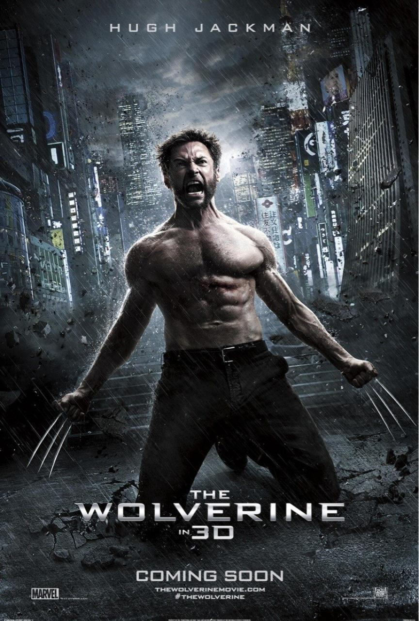 the wolverine poster internacional
