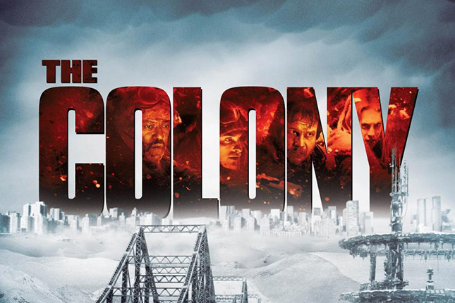 the colony pelicula