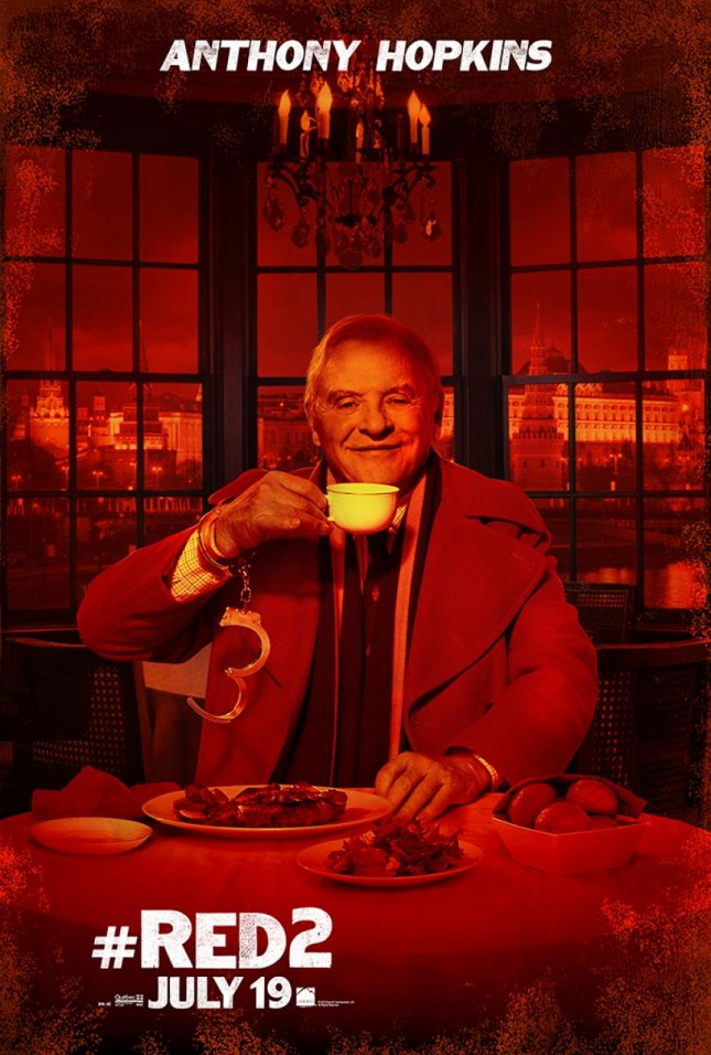 anthony hopkins poster red 2