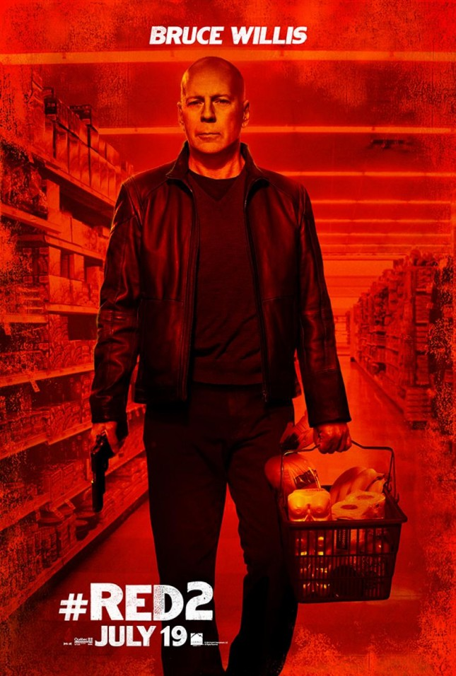 bruce willis poster red 2