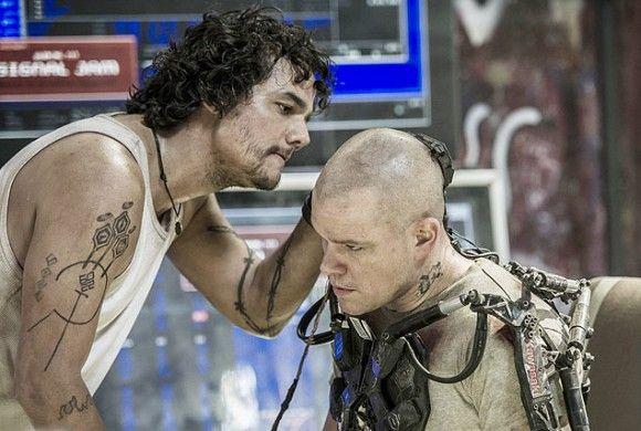 Elysium: Arreglando a Matt Damon