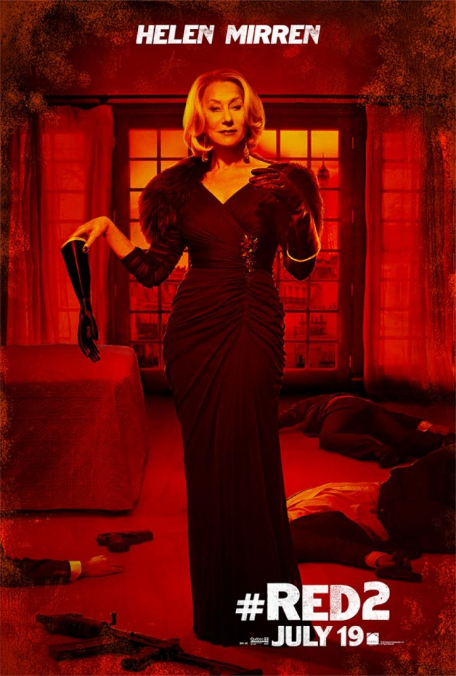 helen mirren poster red 2