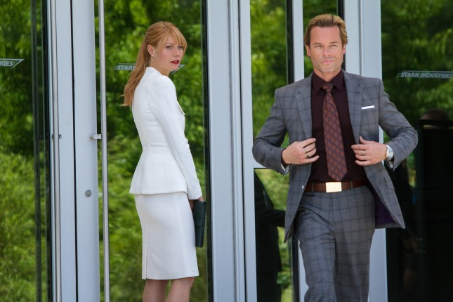 iron man 3 pepper potts aldrich killian