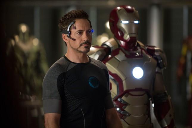 tony stark iron man 3 mark 42