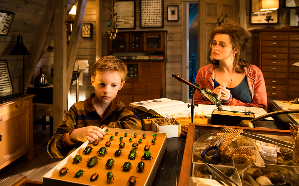 The Young and Prodigious Spivet catlett bonham carter