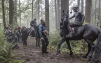 changos a caballo dawn of the planet of the apes