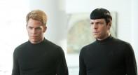 kirk spock star trek en la oscuridad