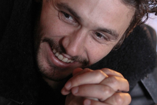 james franco mientras agonizo