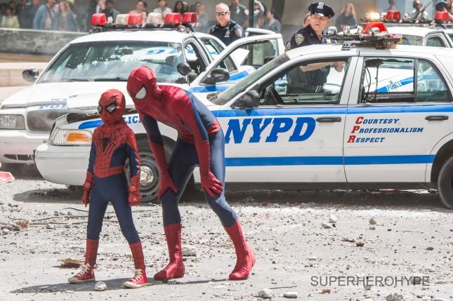 mini spider man el sorprendente hombre araña