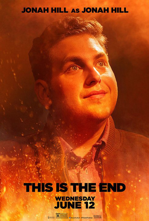jonah hill this is the end poster