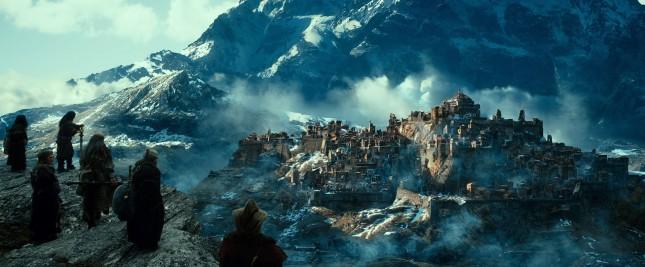 el hobbit la desolacion de smaug