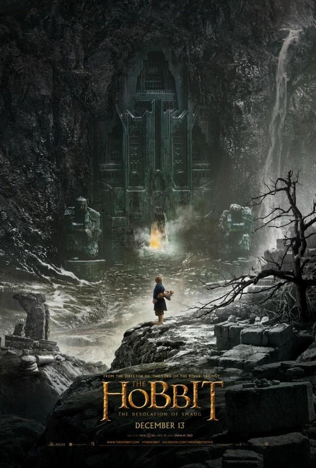 poster el hobbit la desolacion de smaug