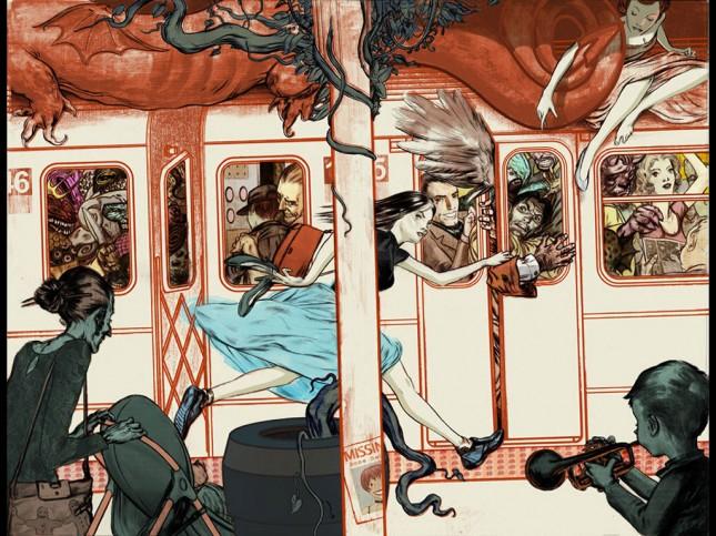 fables comics