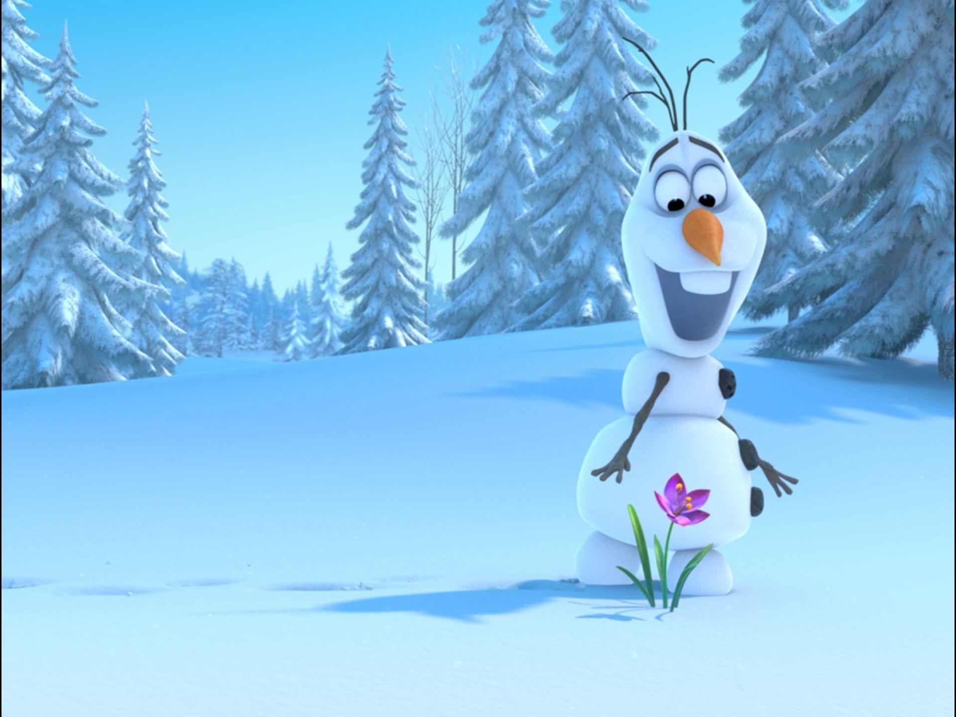 olaf frozen aventura congelada