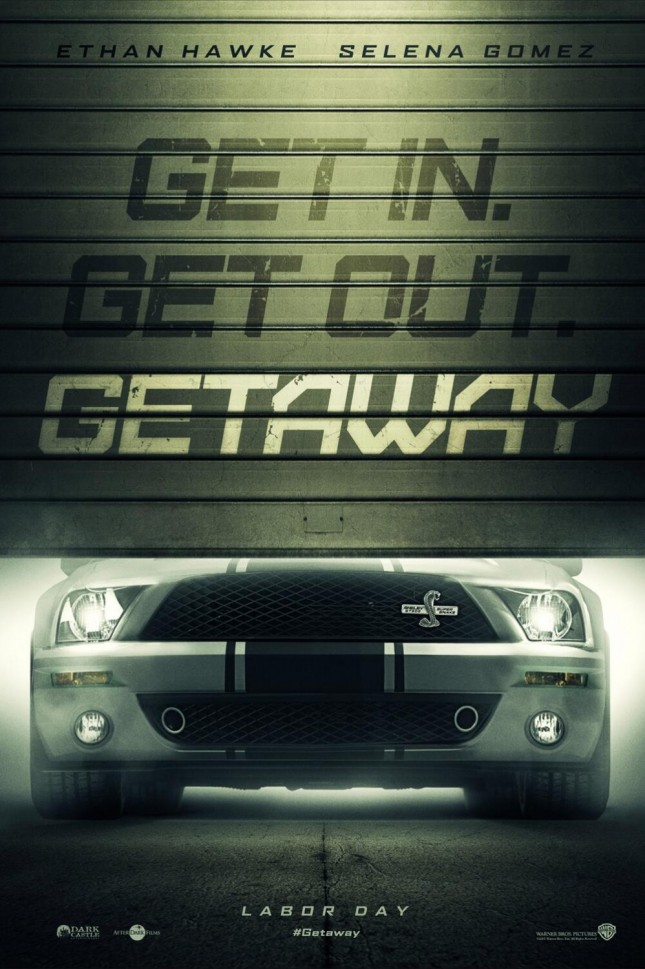 getaway poster shelby