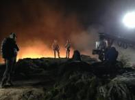 Godzilla: Desde el Set