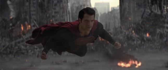 el hombre de acero superman