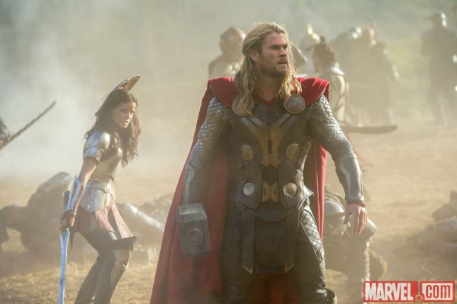 chris hemsworth thor un mundo oscuro