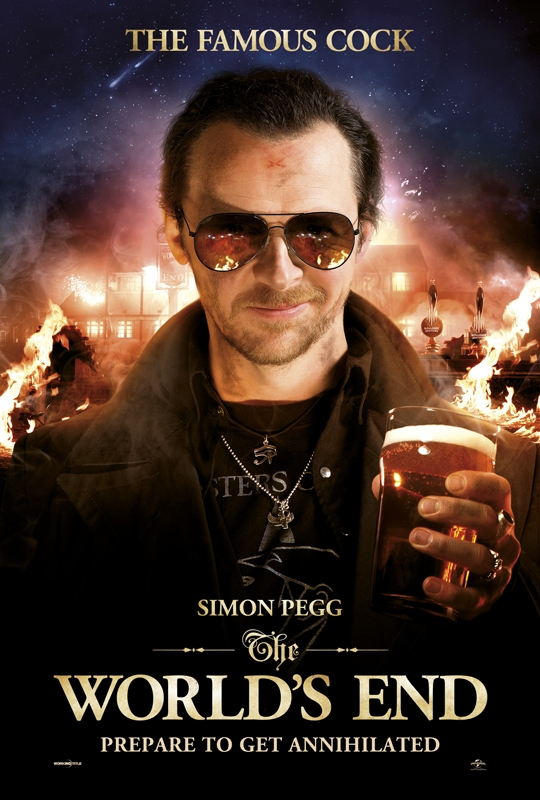 worlds end poster simon pegg