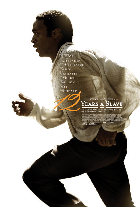 12 Years a Slave: El famoso poster