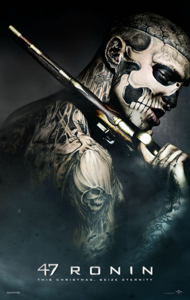 freak poster 47 ronin